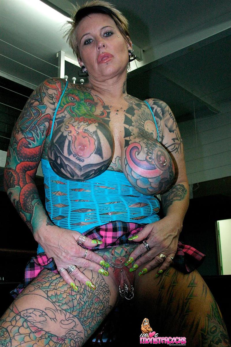 Tattoos pussy The Private
